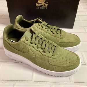New Men's Nike Air Force 1 Ultraforce US 9.5 Olive